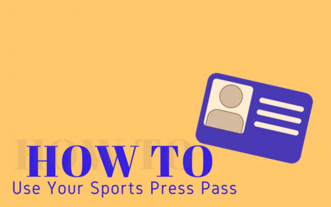 sports press pass blog photo