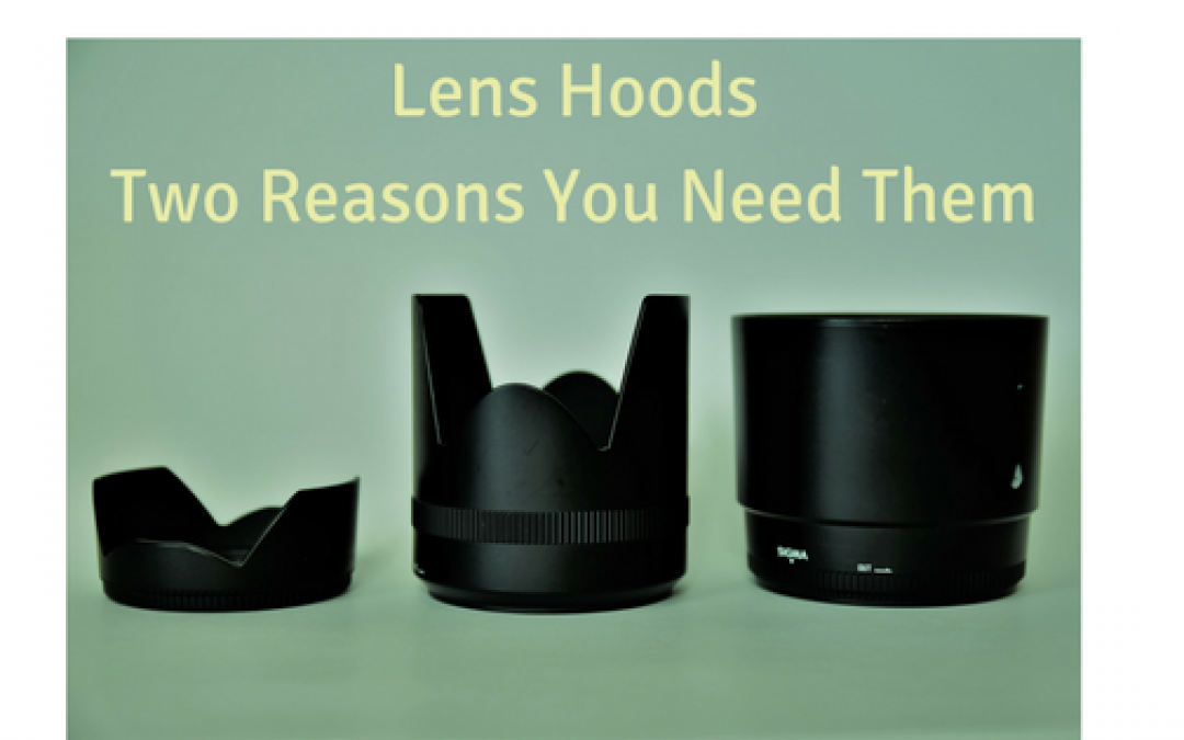 Lens Hoods – Two Reasons You Need One