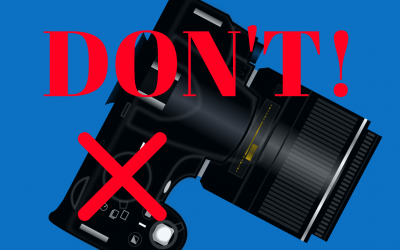 You Don't Have To Push The Shutter Button